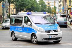 Renault Trafic Imagem de Stock Royalty Free