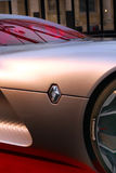 Renault Trezor begreppsracerbil Royaltyfria Bilder
