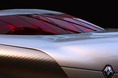 Renault Trezor begreppsracerbil Fotografering för Bildbyråer