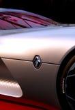 Renault Trezor begreppsracerbil Arkivbild