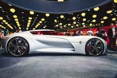 2016 Renault Trezor Concept Royalty-vrije Stock Afbeeldingen
