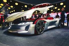 2016 Renault Trezor Concept Royalty-vrije Stock Afbeelding