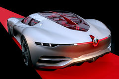 Renault Trezor Concept Car fotografia de stock