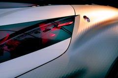 Renault Trezor Concept Car Royalty Free Stock Photo