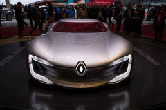 Renault Trezor Concept car Royalty Free Stock Images
