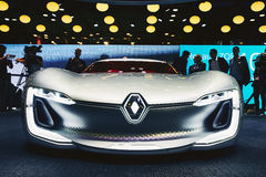 2016 Renault Trezor Concept Royalty Free Stock Photo