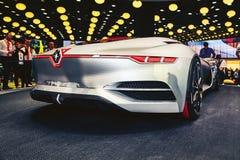 2016 Renault Trezor pojęcie Obrazy Stock