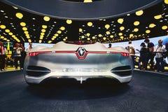 2016 Renault Trezor pojęcie Obrazy Royalty Free