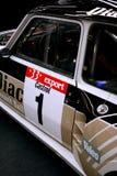 Renault 5 turboladdare 2 Arkivfoto