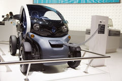 Renault Twizy Royalty Free Stock Photos