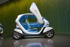 Renault Twizy Stock Image