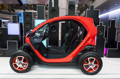Renault Twizy Royalty Free Stock Images