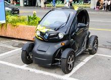 Renault Twizy Stock Foto