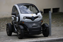 Renault Twizy Royalty Free Stock Photography