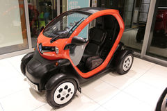 Renault Twizy Stock Photography