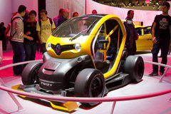 Renault Twizy Sport F1 Stock Images
