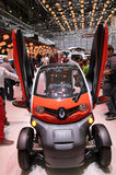 Renault Twizy ZE 2-seater Royalty Free Stock Images