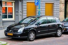 Renault Vel Satis Imagens de Stock Royalty Free