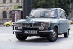 Renault viejo Imagenes de archivo