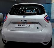 Renault ZOE Stock Photo