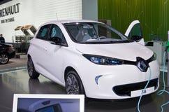 Renault Zoe Royalty Free Stock Photo