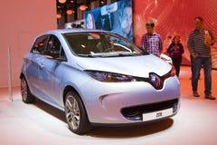 Renault Zoe Royalty Free Stock Photos