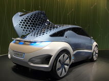 Renault Zoe Concept Car Stock Foto's