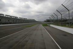 Renbaan 2 van Indy stock afbeeldingen