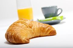 Rench breakfast Royalty Free Stock Photos