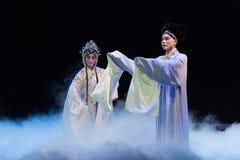 "Rencontre-Kunqu Opera""Madame Witte Snake† Royalty-vrije Stock Afbeeldingen"