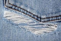 Rend les jeans photo stock