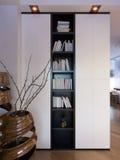 Renda de um design de interiores do condomínio ilustração do vetor