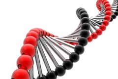 Renda di DNA Fotografie Stock Libere da Diritti