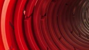 Renda di fondo astratto geometrico 3D illustrazione di stock