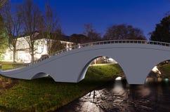 Renda il ponte dell'architettura dell'illustrazione Fotografie Stock