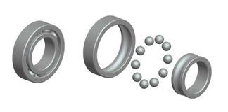 Renda: rolamento de esferas Imagem de Stock Royalty Free