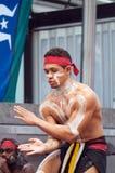 Rendement indigène de danse photos libres de droits