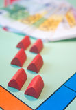 Rendendo a commercio un gioco Fotografia Stock Libera da Diritti