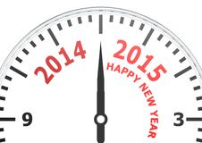 New year of 2015 Royalty Free Stock Photos