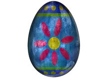 Render of easter egg. Royalty Free Stock Images