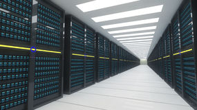 Render farm Stock Images