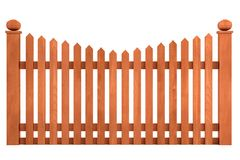 Render of fence Royalty Free Stock Image
