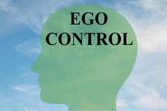 Ego Control concept Royalty Free Stock Photo
