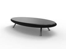Modern Coffee Table Royalty Free Stock Images