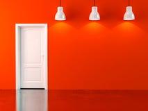 Render modern interior Royalty Free Stock Images