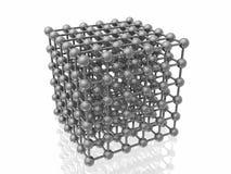Free Render Of Molecule Royalty Free Stock Image - 7966776