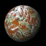 Render planet Stock Images