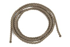 Render of rope Stock Photos