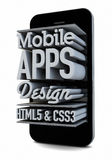 Mobile apps design Stock Image