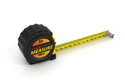 Render tape measure Royalty Free Stock Photos